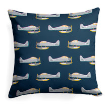 Load image into Gallery viewer, First Flight Pillow - Airplane - Shop Baby Slings & wraps, Baby Bedding & Home Decor !