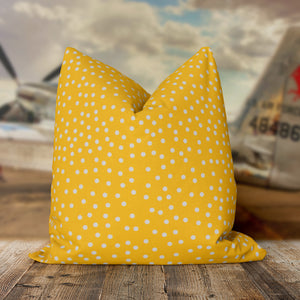 First Flight Pillow- Yellow - Shop Baby Slings & wraps, Baby Bedding & Home Decor !