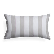 Load image into Gallery viewer, First Flight Pillow- Rectangluar Grey Stripe - Shop Baby Slings & wraps, Baby Bedding & Home Decor !