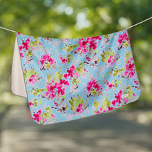 Load image into Gallery viewer, Cherry Blossom Quilt - Shop Baby Slings & wraps, Baby Bedding & Home Decor !