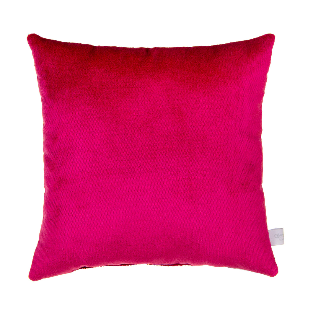 Cherry Blossom Pillow - Magenta - Shop Baby Slings & wraps, Baby Bedding & Home Decor !