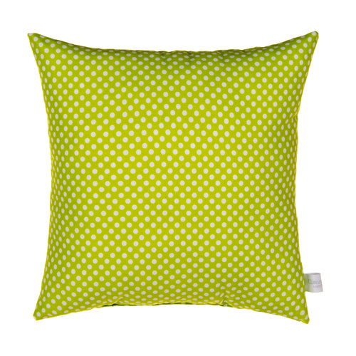 Cherry Blossom Pillow-Green Dot - Shop Baby Slings & wraps, Baby Bedding & Home Decor !