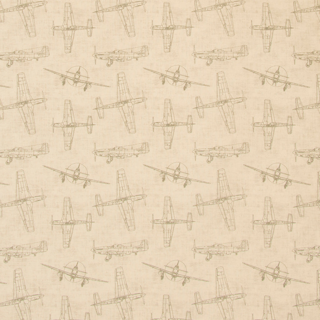 Airplanes - Natural Fitted Sheet - Shop Baby Slings & wraps, Baby Bedding & Home Decor !