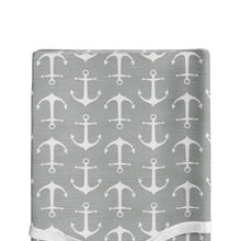 Load image into Gallery viewer, Anchors Away Changing Pad Cover - Shop Baby Slings & wraps, Baby Bedding & Home Decor !