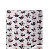 Beaver Buddies Changing Pad Cover - Shop Baby Slings & wraps, Baby Bedding & Home Decor !