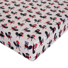 Load image into Gallery viewer, Beaver Buddies Fitted Sheet - Shop Baby Slings & wraps, Baby Bedding & Home Decor !