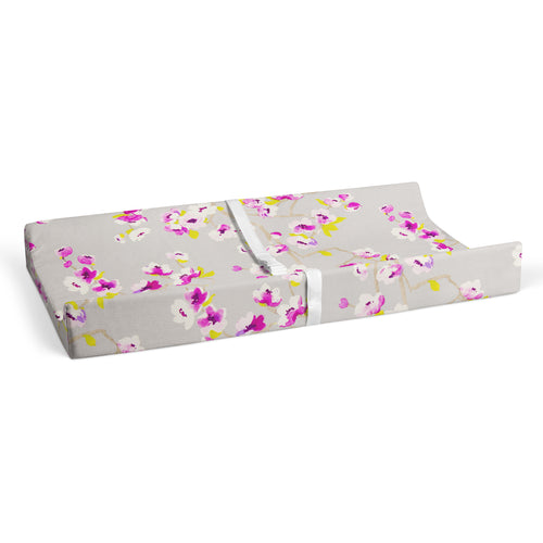 Bloom Changing Pad Cover - Shop Baby Slings & wraps, Baby Bedding & Home Decor !
