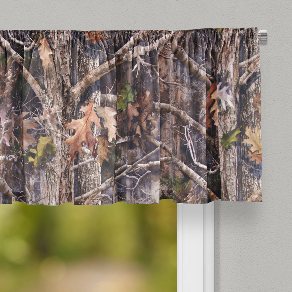 Camo Baby Valance - Shop Baby Slings & wraps, Baby Bedding & Home Decor !