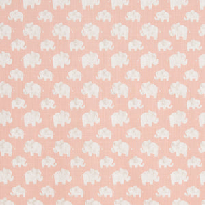 Elephant Herd - Blush Fitted Sheet - Shop Baby Slings & wraps, Baby Bedding & Home Decor !