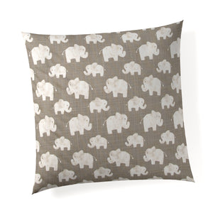 Elephant Herd - Stone Pillow - Shop Baby Slings & wraps, Baby Bedding & Home Decor !