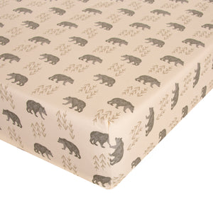Fairbanks  Fitted Sheet - Shop Baby Slings & wraps, Baby Bedding & Home Decor !