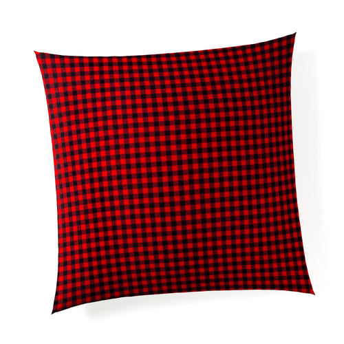Lumberjack Flannel - Plaid Pillow - Shop Baby Slings & wraps, Baby Bedding & Home Decor !