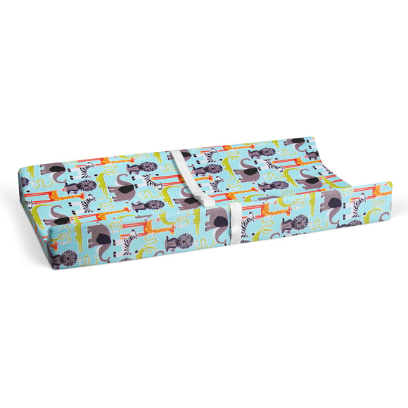 Jungle Babies Changing Pad Cover - Shop Baby Slings & wraps, Baby Bedding & Home Decor !