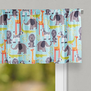 Jungle Babies Valance - Shop Baby Slings & wraps, Baby Bedding & Home Decor !