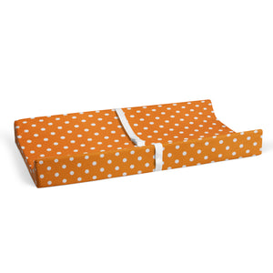 Orange Dot Changing Pad Cover - Shop Baby Slings & wraps, Baby Bedding & Home Decor !