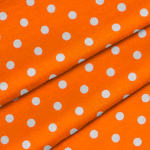 Load image into Gallery viewer, Orange Dot Changing Pad Cover - Shop Baby Slings & wraps, Baby Bedding & Home Decor !
