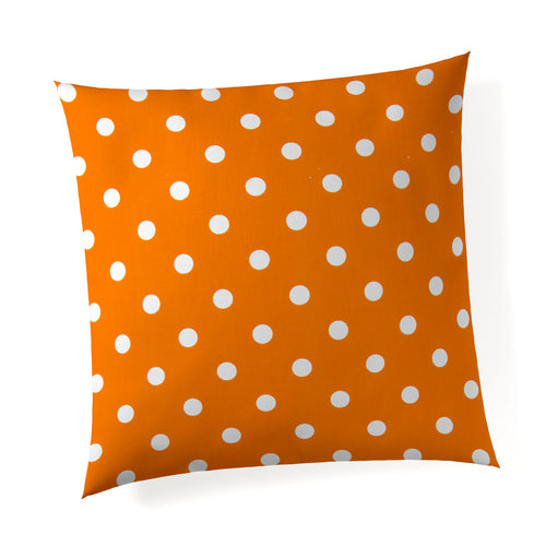 Orange Dot Pillow - Shop Baby Slings & wraps, Baby Bedding & Home Decor !