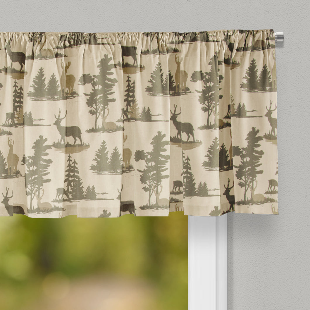 Timberline Valance - Shop Baby Slings & wraps, Baby Bedding & Home Decor !
