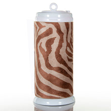 Load image into Gallery viewer, Faux Zebra Ubbi Cover - Shop Baby Slings & wraps, Baby Bedding & Home Decor !
