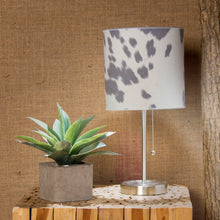Load image into Gallery viewer, Faux Cow Mod Lamp - Shop Baby Slings & wraps, Baby Bedding & Home Decor !