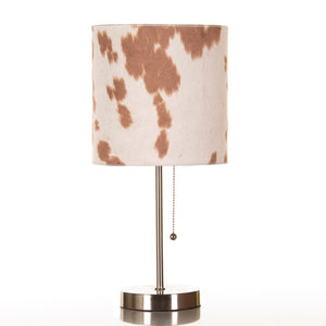 Faux Cow Mod Lamp - Shop Baby Slings & wraps, Baby Bedding & Home Decor !