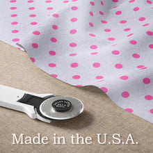 Load image into Gallery viewer, Glenna Jean Pink Dot Changing Pad Cover