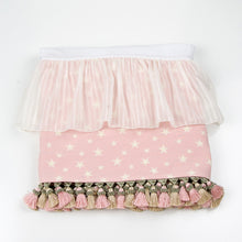 Load image into Gallery viewer, ISABELLA 4 PIECE SET (QUILT, CRIB SKIRT AND TOILE FITTED SHEET AND BUMPER) - Shop Baby Slings & wraps, Baby Bedding & Home Decor !