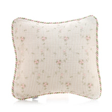 Load image into Gallery viewer, Isabella Pillow - Rosebud Embroidery - Shop Baby Slings & wraps, Baby Bedding & Home Decor !