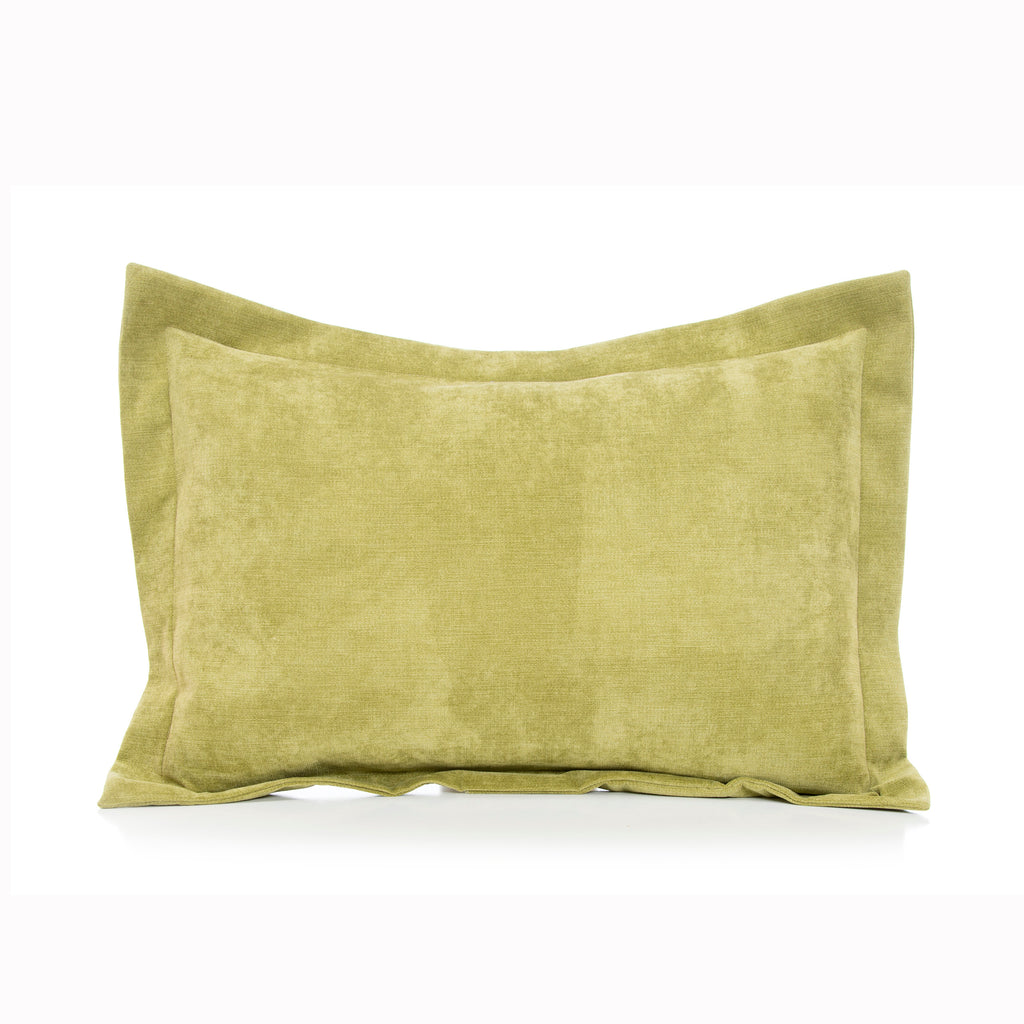 Uptown Traffic Large Sham - Green Velvet - Shop Baby Slings & wraps, Baby Bedding & Home Decor !