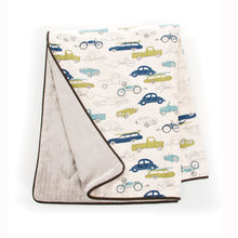 Load image into Gallery viewer, Uptown Traffic  Duvet - Shop Baby Slings & wraps, Baby Bedding & Home Decor !