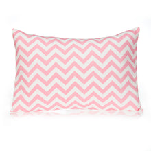 Load image into Gallery viewer, Swizzle Pink Small Sham - Shop Baby Slings & wraps, Baby Bedding & Home Decor !