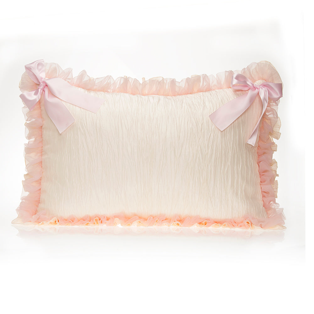 Anastasia Cream Small Sham - Shop Baby Slings & wraps, Baby Bedding & Home Decor !