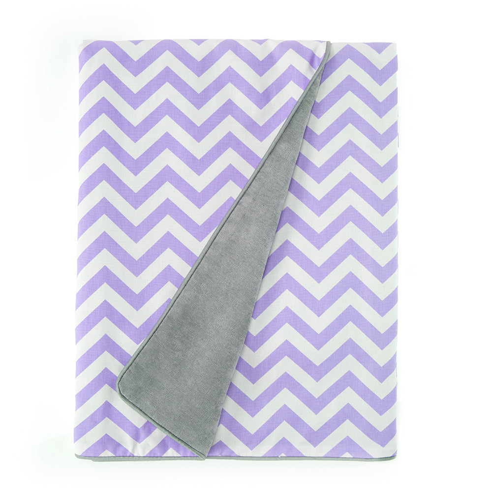 Swizzle Purple  Duvet - Shop Baby Slings & wraps, Baby Bedding & Home Decor !