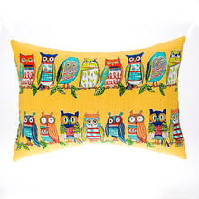 Load image into Gallery viewer, Lil Hoot Small Sham (Owl) - Shop Baby Slings & wraps, Baby Bedding & Home Decor !