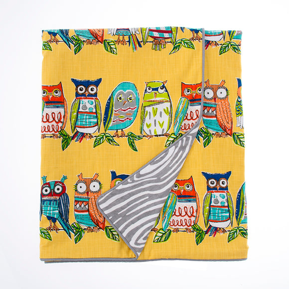 Lil Hoot  Duvet - Shop Baby Slings & wraps, Baby Bedding & Home Decor !