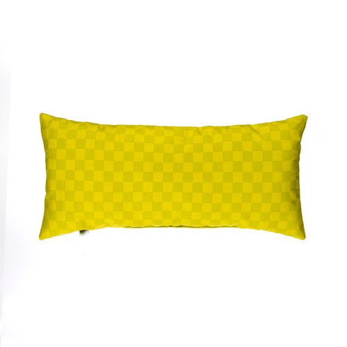 North Country Pillow- Rectangular Green Check - Shop Baby Slings & wraps, Baby Bedding & Home Decor !