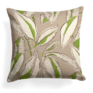 "Panama - Tan Square Pillow 28"" x 28"" - Shop Baby Slings & wraps, Baby Bedding & Home Decor !"