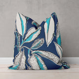 "Panama - Navy Square Pillow 28"" x 28"" - Shop Baby Slings & wraps, Baby Bedding & Home Decor !"