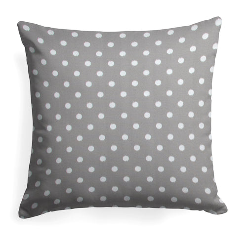 Coastal Grey (Dab Grey) Square Pillow 28