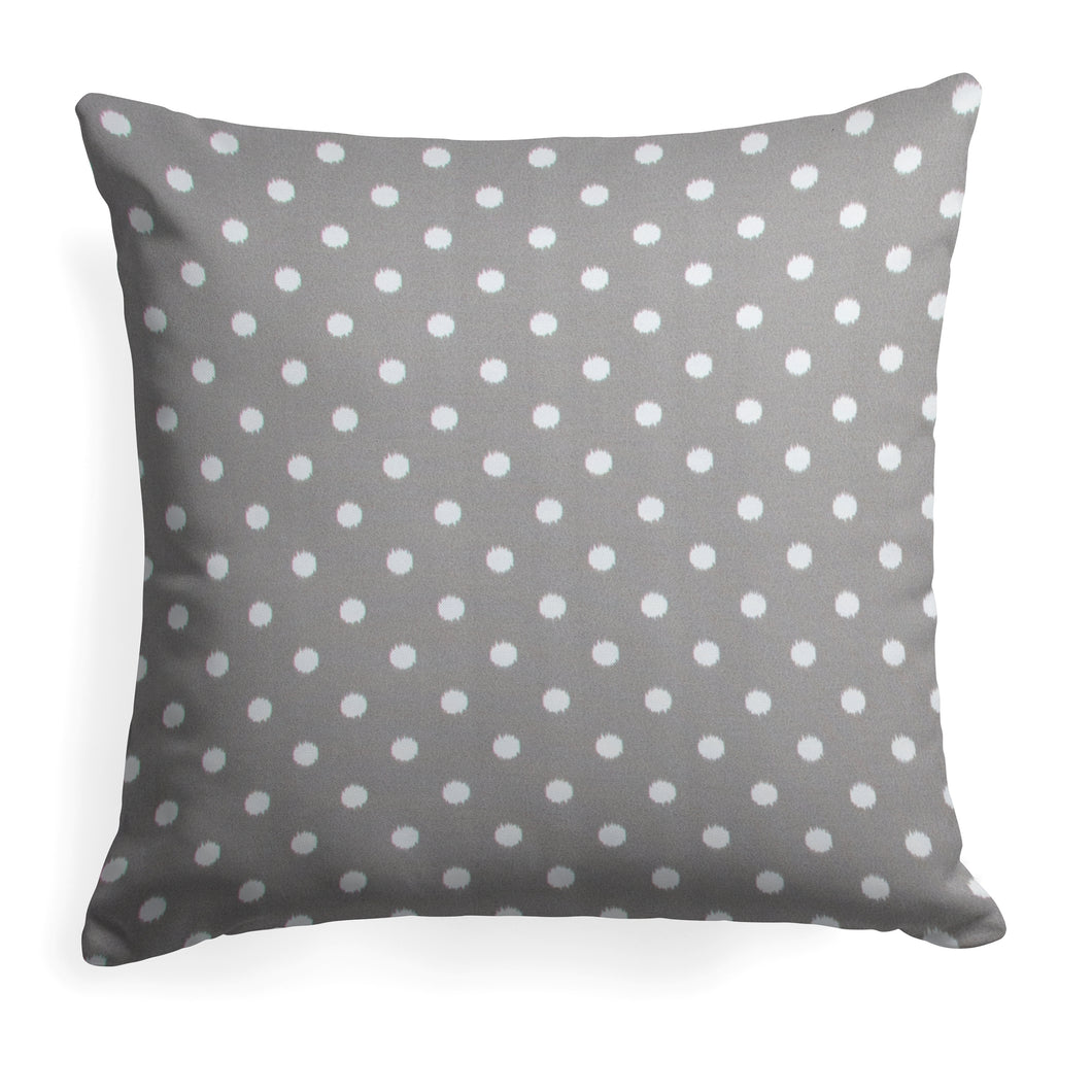 Coastal Grey (Dab Grey) Square Pillow 25