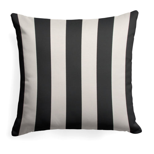 Tuxedo Stripe (Lux) Square Pillow 28 x 28 (1pk) - Shop Baby Slings & wraps, Baby Bedding & Home Decor !