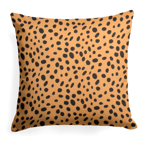 Malibu (Wildcat) Square Pillow 18.5