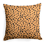 "Malibu (Wildcat) Square Pillow 18.5"" x 18.5"" - Shop Baby Slings & wraps, Baby Bedding & Home Decor !"