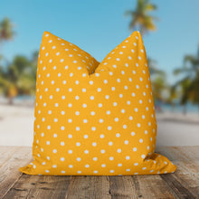 "Load image into Gallery viewer, Coastal Pineapple (Dottie Pineapple) Square Pillow 25"" x 25"" - Shop Baby Slings & wraps, Baby Bedding & Home Decor !"
