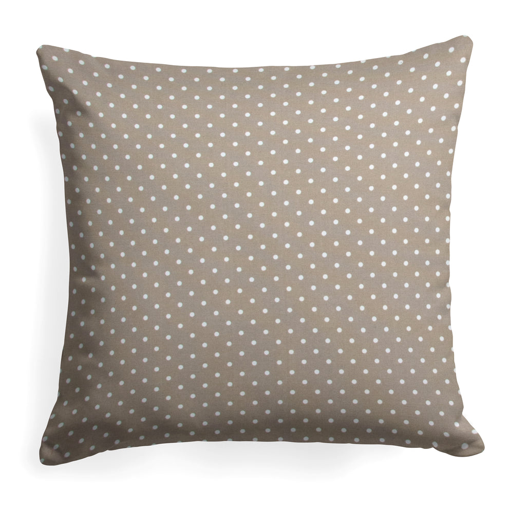 "Coastal Sand (Dottie Sand) Square Pillow 28"" x 28"" - Shop Baby Slings & wraps, Baby Bedding & Home Decor !"