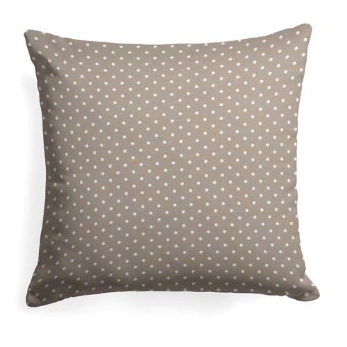 Coastal Sand (Dottie Sand) Square Pillow 28