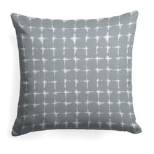 "Load image into Gallery viewer, Sea Island Grey (Neptune Grey) Square Pillow 28"" x 28"" - Shop Baby Slings & wraps, Baby Bedding & Home Decor !"