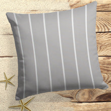 Load image into Gallery viewer, Sydney (Lateral Grey) Square Pillow 25 x 25 (1pk) - Shop Baby Slings & wraps, Baby Bedding & Home Decor !