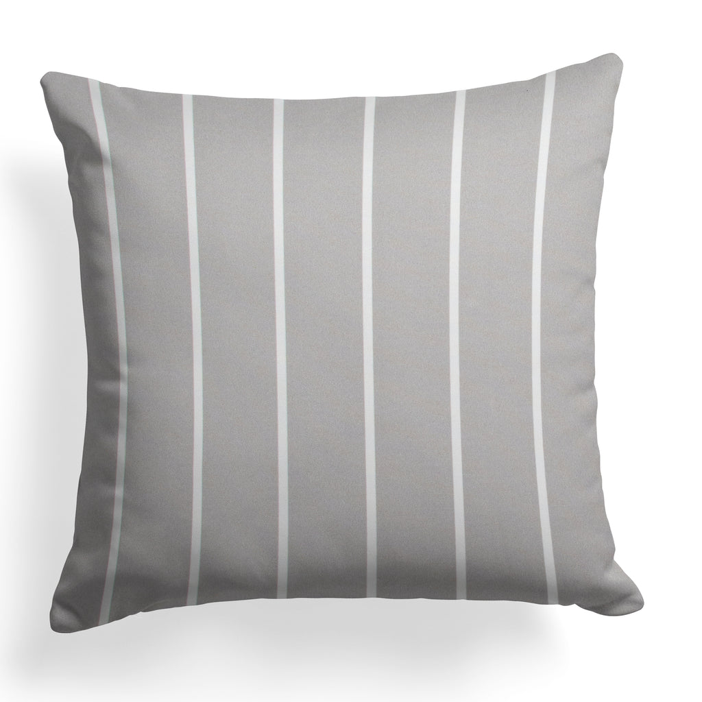 Sydney (Lateral Grey) Square Pillow 28 x 28 (1pk) - Shop Baby Slings & wraps, Baby Bedding & Home Decor !