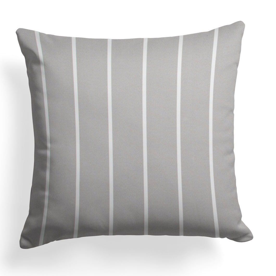 Sydney (Lateral Grey) Square Pillow 25 x 25 (1pk) - Shop Baby Slings & wraps, Baby Bedding & Home Decor !